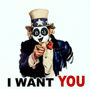Pand Want You